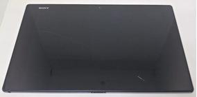 Tablet Sony Xperia Z2 Sgp551 Preto Com Defeito Sem Garantia