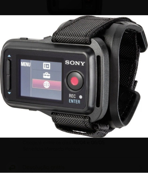Controle Remoto Wi-fi Sony Action Cam