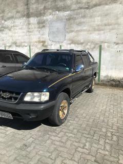 Chevrolet S10 2000 4.3 Executive Cab. Dupla 4p