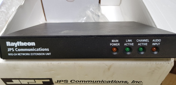 Jps Nxu-2a Network Extension Unit (roip Radio Over Ip)