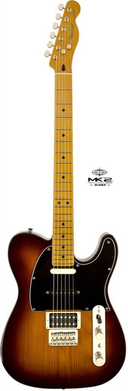 Guitarra Elec Fender Telecaster Plus Modern Player Burst 6pa