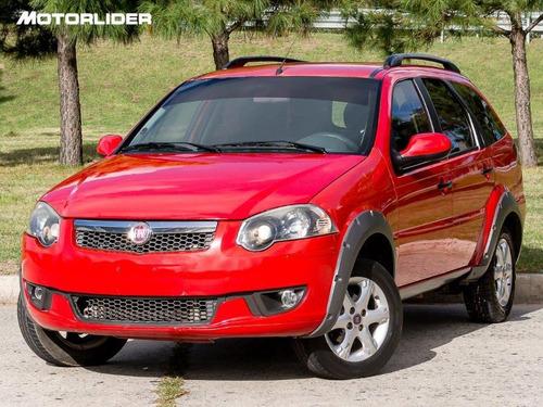 Imagen 1 de 14 de Fiat Palio Weekend Trekking 1.4 Excelente - Permta/ Financia