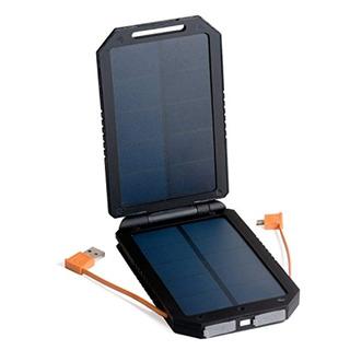 Opteka Cargador Solar De Batería Respaldo