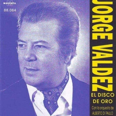 El Disco De Oro - Valdez Jorge (cd)