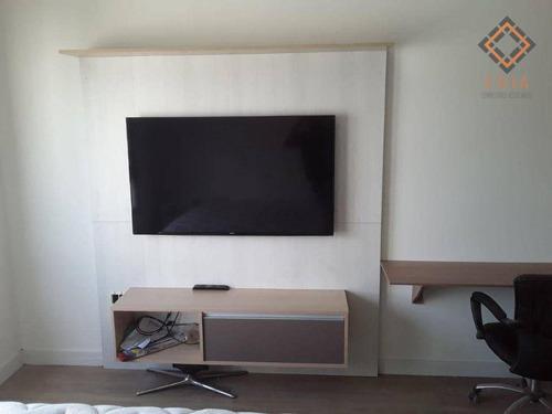 Imagem 1 de 16 de Studio Com 1 Dormitório À Venda, 24 M² Por R$ 388.000,00 - Consolação - São Paulo/sp - St0099