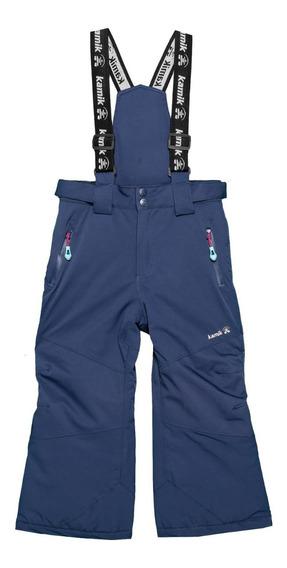 Niños Pantalon De Nieve Frio Ski Impermeable Kamik Jett Bit