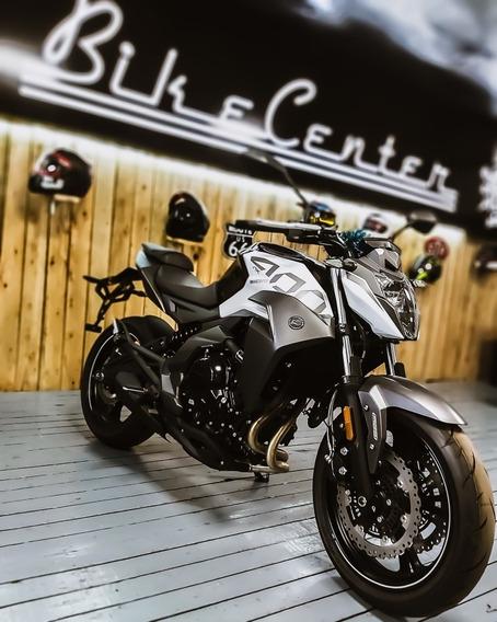 Cf Moto Nk 400 0km Abs No Ktm Duke 390