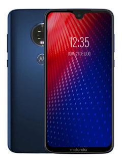 Motorola G7 Plus Azul 64 Gb