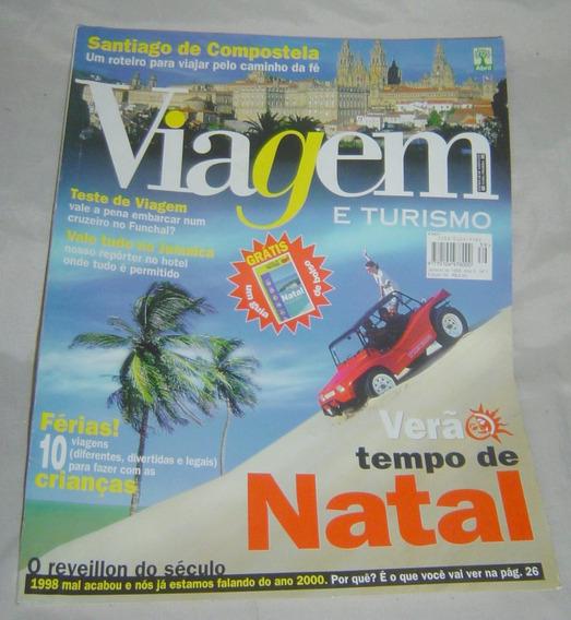 Revista Viagem E Turismo - Nº 1 - Edição 39 - Janeiro 1999