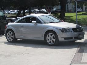 Audi Tt 1.8 Front 5vel 180 Hp At 2001