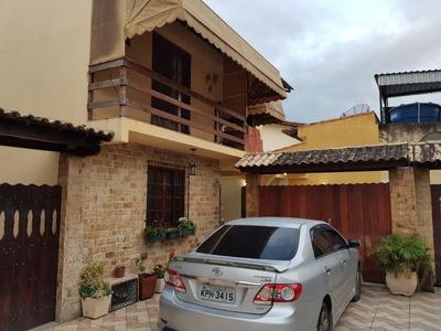 Casa Em Colubande, São Gonçalo/rj De 120m² 3 Quartos À Venda Por R$ 315.000,00 - Ca217957