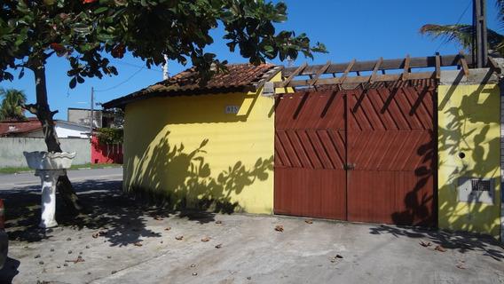 Casa No Itaguaí C/ Piscina E 2 Dormitórios!!! Ref:4440 D.