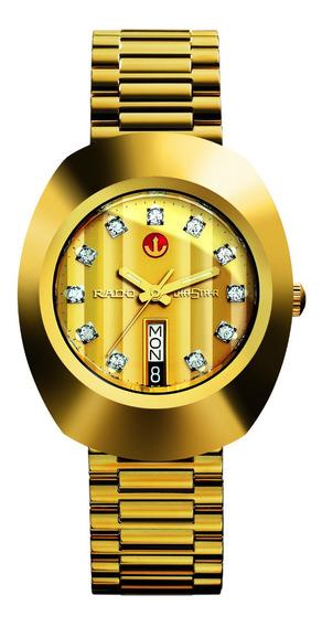 Reloj Rado The Original Automático Diastar R12413493 Hombre