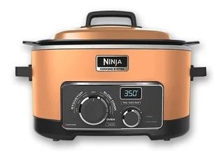 Olla De Presion Coccion Ninja Mc950qcp Original 6 Litros
