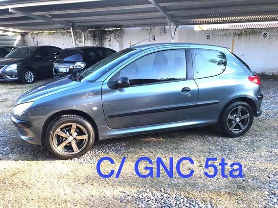 Peugeot 206 1.4 C/gnc 5ta.full