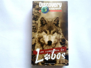 Vhs En Compañía De Lobos - Documental Discovery Channel
