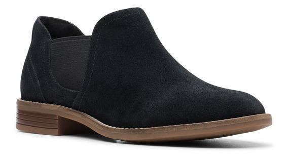 Zapato Dama Cuero Clarks Camzin Maple 061.46725