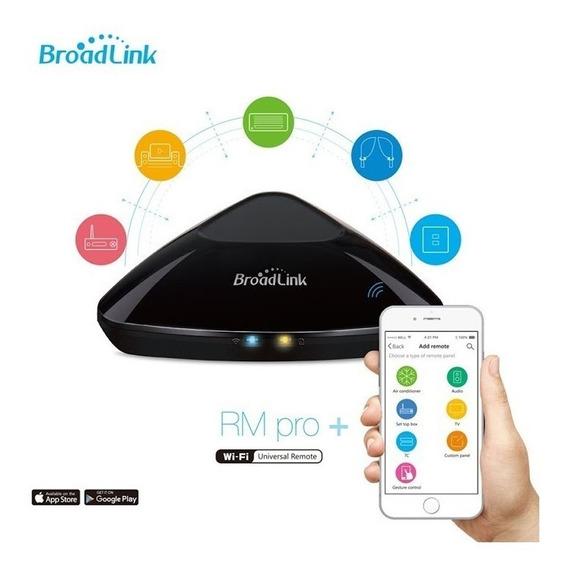 Controle Residencial Broadlink Rm3 Pro+ Nova Versão