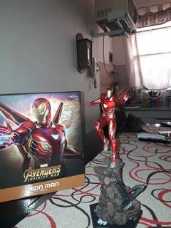 Iron Man Escala 1/10 Iron Studios