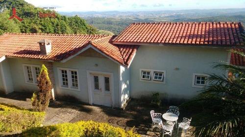 Sobrado Com 4 Dormitórios À Venda, 320 M² Por R$ 900.000,00 - Alpes De Caieiras - Caieiras/sp - So0557