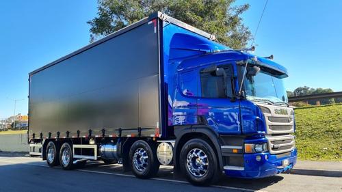 Imagem 1 de 5 de Scania P310 Bi-truck 8x2 Ano 2016 Automatico