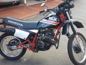 Xlx 250 R - 1986 Relíquia, 1 Carburador