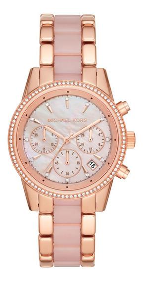 Relógio Michael Kors Multifunção Feminino Mk6769/1tn