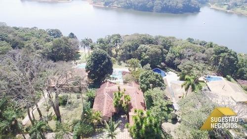 Casa Pé Na Água Maravilhosa Condomínio Porto De Ibiúna - 2621
