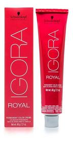 Coloração Igora Royal 9.7 Louro Extra Claro Cobre 60g