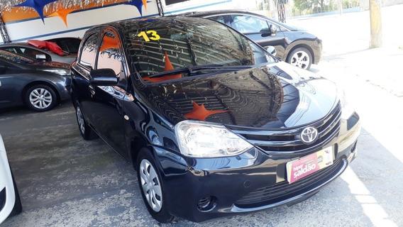Toyota Etios X 1.3 2013/13 Novo