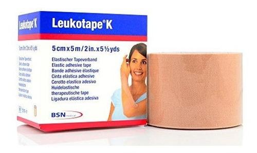 Leukotape K  Cinta Terapeutica De Kinesiologia  2 X 54 Rollo