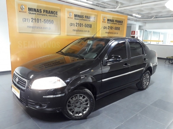 Siena 1.0 Mpi El 8v Flex 4p Manual 124989km