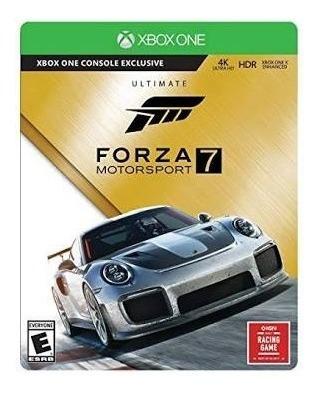 Forza Motorsport 7 Ultimate Joga Online Xbox\pc + Brinde