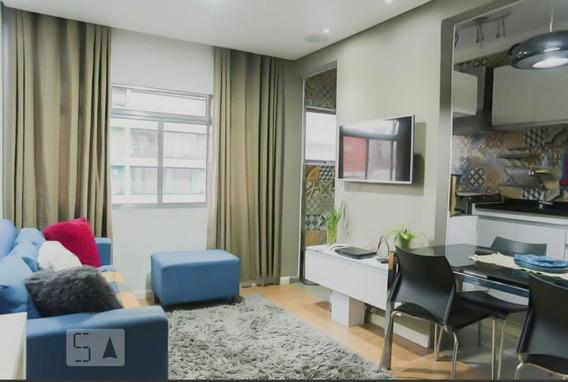 Apartamento Para Aluguel - Bela Vista, 1 Quarto, 55 - 893115141