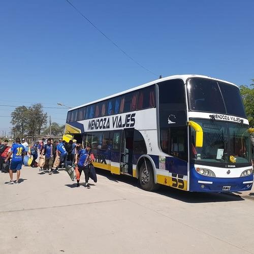 Imagen 1 de 10 de Alquiler De Micros Buses Omnibus De Corta Y Larga Distancia