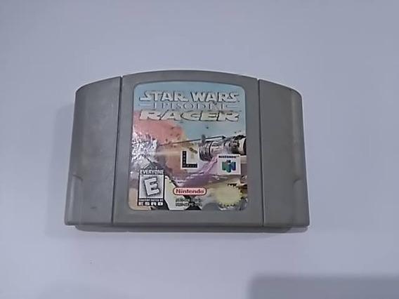 Cartucho Nintendo 64 Star Wars Ep 01 Racer