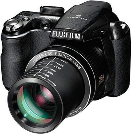 Camera Fujifilm Finepix S3300