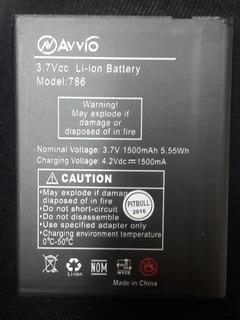 Baterias De Avvio 786