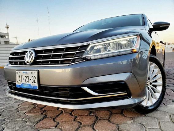Volkswagen Passat 2.5 Tiptronic Sportline At 2017