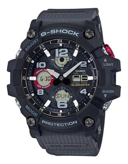 Relógio G-shock Gsg100-1a8dr Mudmaster