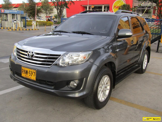 Toyota Fortuner At 2.7