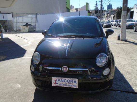 Fiat 500 Cult 1.4 8v 2011/2012