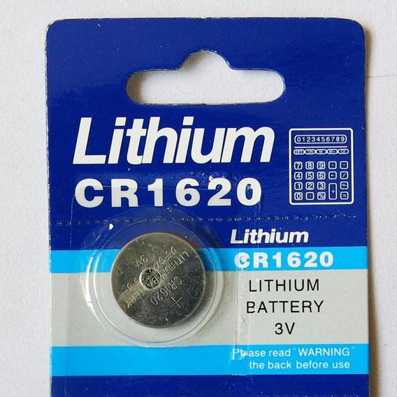 1 X 1.7$ Pila Batería Cr1620 3v Pc Lithium Gd Equiprogram