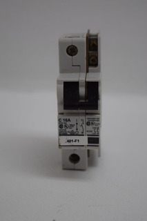 Circuit Breaker 1cu16 Altech With Auxiliary Contac Hilfsscha