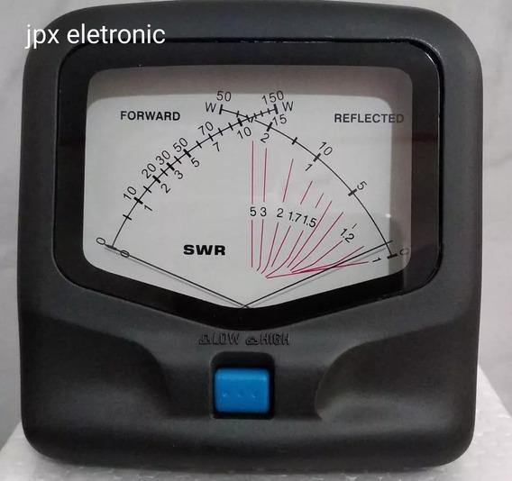 Medidor De Potencia E De Estacionária Voyager Kw 40 Vhf/ Uh