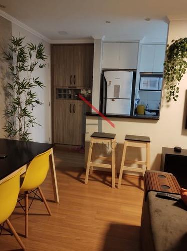Apartamento Padrão Com 3 Quartos - 759190-v