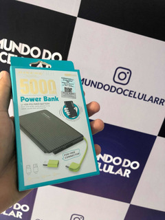 Bateria Externa Ios Samsung Pineng 5000 Mah