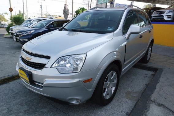 Chevrolet Captiva Sport 4 Cilindros Excelente Trato