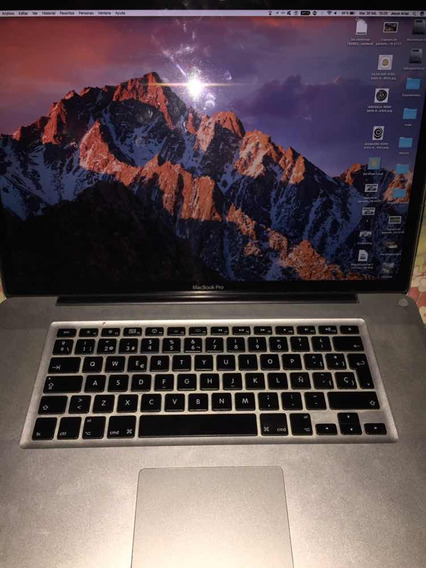 Macbook Pro Core I5 17 Pulgadas8 Gb Ram