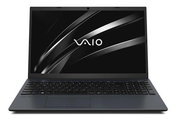 Vaio® Fe15 Core I7 Windows 10 Home 256gb Ssd - Chumbo